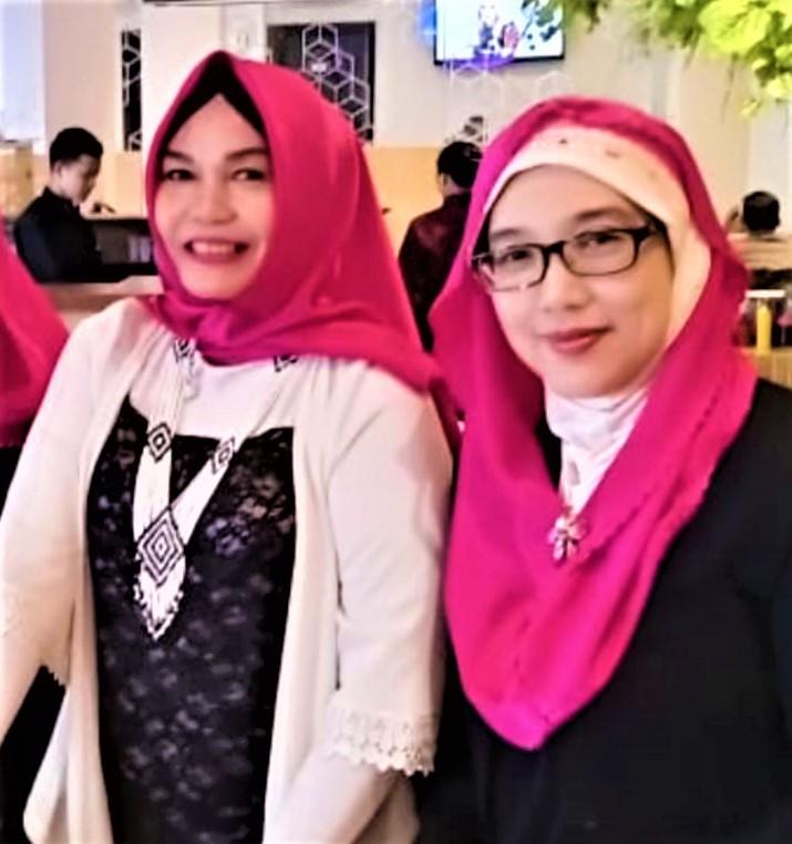 Sekretaris & Wakil Sekretaris Ika Smandupa