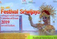 Nonton Festival Sriwijaya 2019, Jangan Lupa Cicipi Kuliner Khasnya