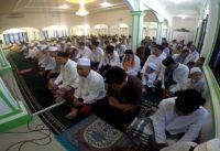 Heri Amalindo Sholat Ied Di Palembang : Disini Pun Kita Masih Menjaga Tradisi