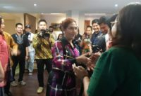 Susi Pudjiastuti : Kalau Tak Terpilih Jadi Menteri Lagi Ingin Jadi Wartawan Online