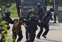 Pasukan Raider 200/BN Kodam II/Swj Berhasil Lumpuhkan Teroris