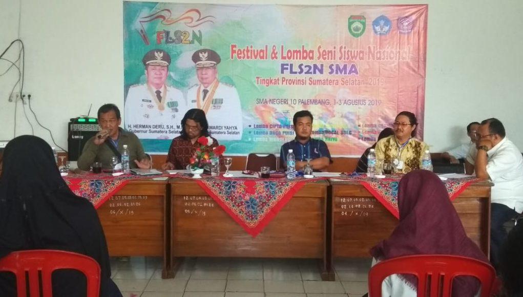 Bangun Karakter Melalui Festival dan Lomba Seni Siswa Nasional (FLS2N)