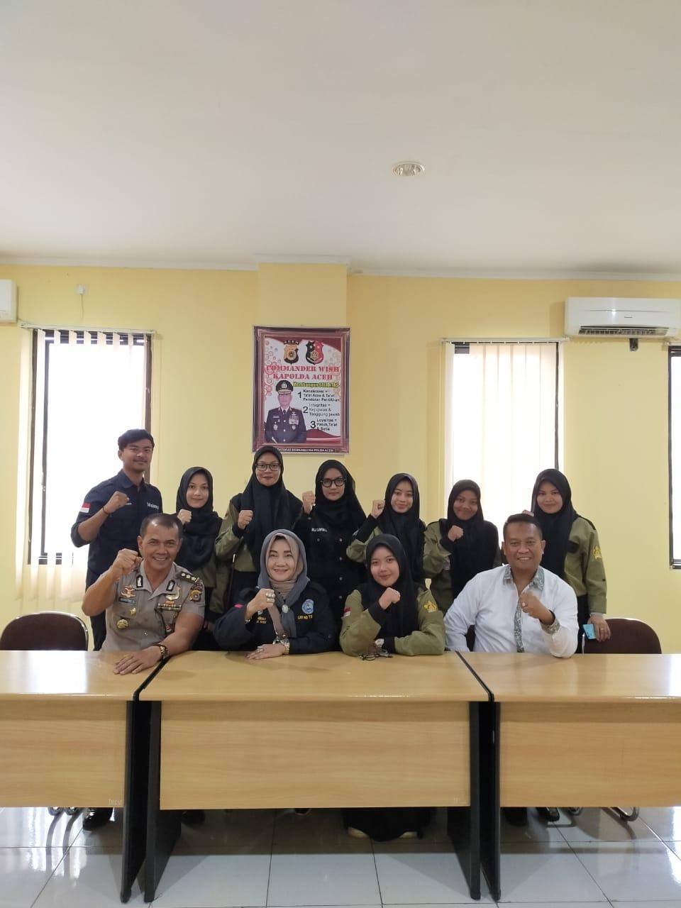 Presiden GANN (Gebrakan Anti Narkotika Nusantara) Akan Bersinergi Dengan Polda Se Indonesia Dalam Pencegahan Narkotika