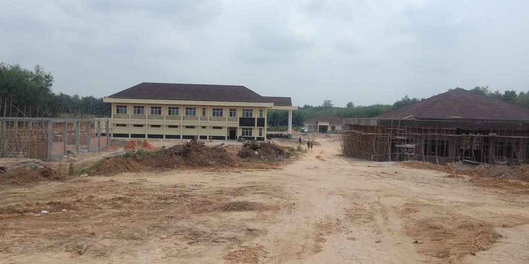 Kabupaten PALI Segera Menyelesaikan Pembangunan Gedung Mapolres