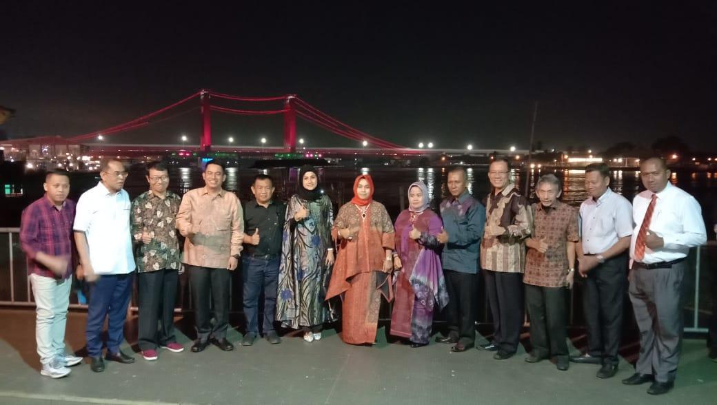 "Launching ""Indonesia Terang Sumatera Selatan Benderang"""