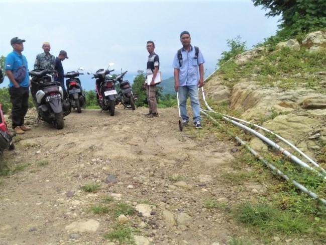 Bantuan Pipa Selamatkan Dua Dusun Di Prambanan