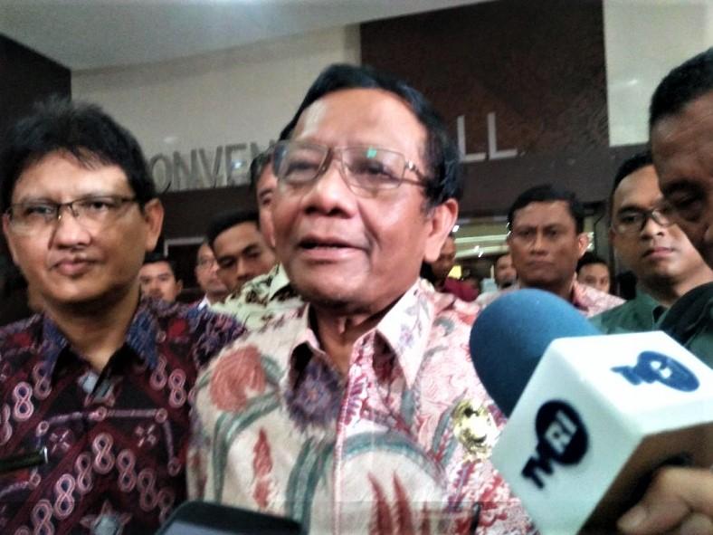 Mahmuf MD : Indonesia Zero Virus Corona, Coba Tunjukkan Kalau Ada?