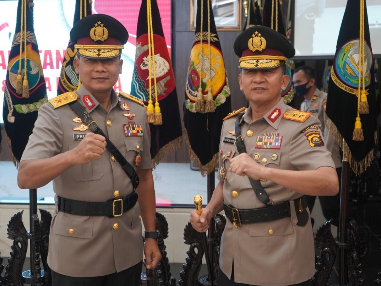 Irjen Pol Prof. Dr. Eko Indra Heri S., MM Putra Asli Palembang Jabat Kapolda Sumsel