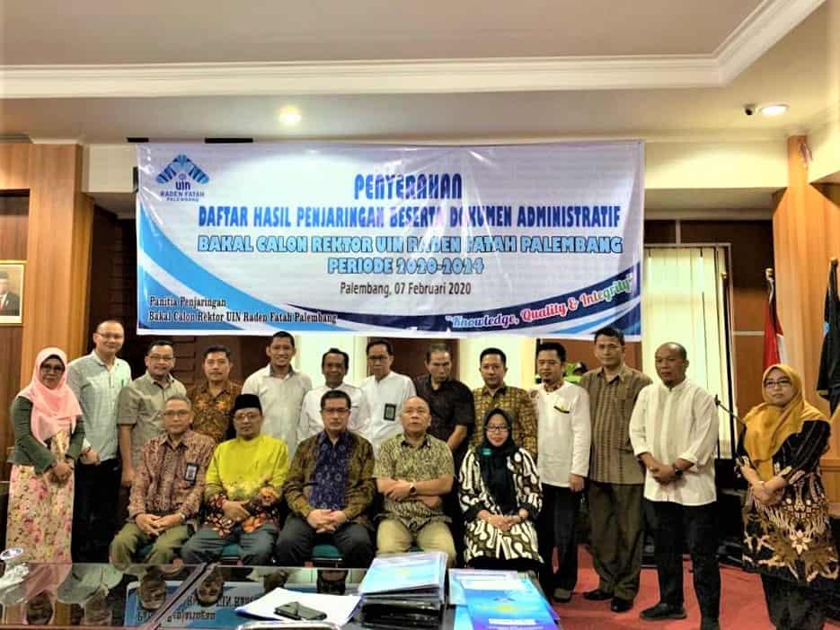 Dugaan Maladminitrasi Warnai Pengangkatan Prof Nyayu Sebagai Rektor UIN Raden Fatah