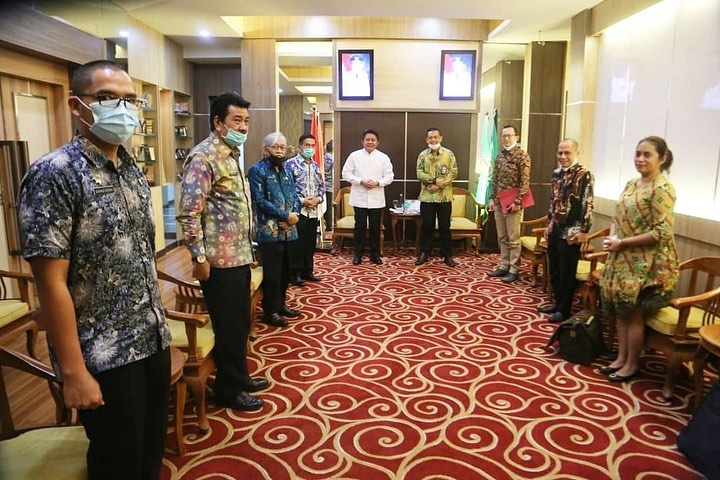 Pertama di Indonesia, Sumsel Gunakan Replikasi KPK Whistleblower Sistem