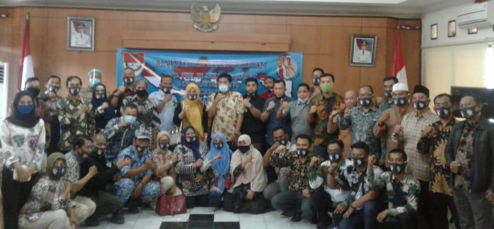 GIAT REVITALISASI KEPENGURUSAN DPD DAN DPC Forum Bela Negara FBN SE-JAKARTA BARAT