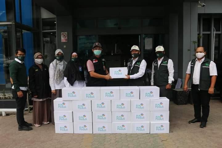 Program PLN Peduli Sesama Berikan Bantuan Ketahanan Pangan di Tujuh Kabupaten se Sumatera Selatan
