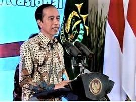 Jokowi Sebut Kejaksaan Agung Adalah Wajah Pemerintah