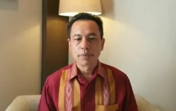 Asisten III Pemerintah Kota Pagaralam Dimakamkan Mengikuti Prokes