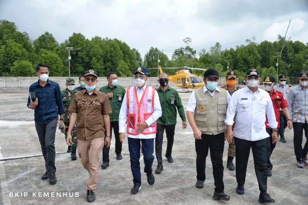 Pelabuhan Palembang Baru Di Tanjung Carat Ditargetkan Mulai Dibangun Tahun 2021