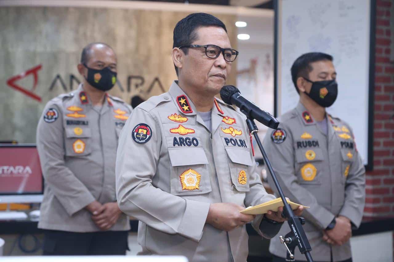 Kepala Divisi Humas Polri Resmi Membuka Pelatihan Public Speaking