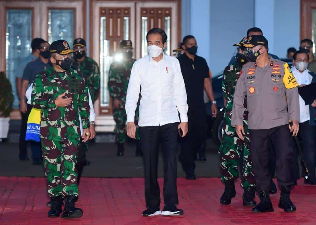 Presiden Jokowi Akan Tinjau Lumbung Pangan dan Resmikan Bendungan Napun Gete di NTT