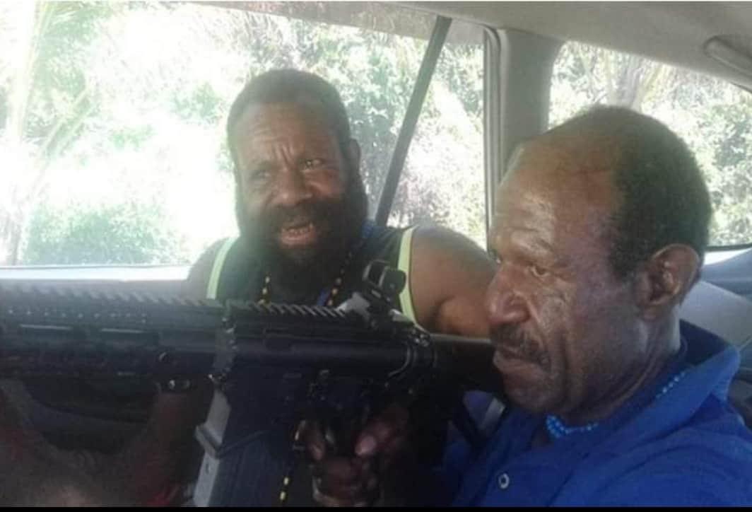 Satgas Nemangkawi Tangkap Pendeta Penyandang Dana Pembelian Senjata KKB